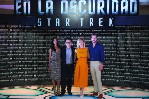 'Star Trek Into Darkness' press conference in Mexico