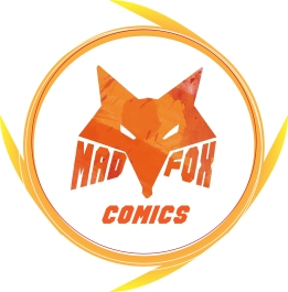 LOGO MAD FOX COLOR